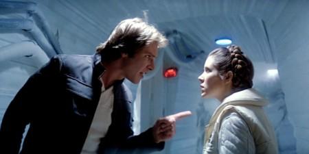 Star Wars: Carrie Fisher explica al fin por qué Leia dejó a Han Solo entre los Episodios VI y VII