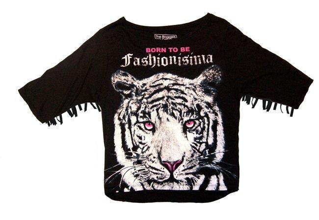 Bershka camiseta Fashionisima