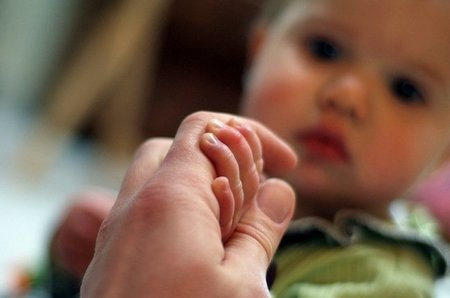 Desarrollo motor de bebés y niños
