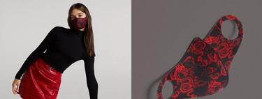 Bershka sigue apostando por la seguridad (pero con estilo): cinco nuevas mascarillas reutilizables que elevarán tu look final a lo más alto