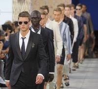 Louis Vuitton, Primavera-Verano 2012 en la Semana de la Moda de París