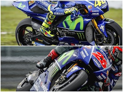 Yamaha elude el reglamento utilizando unos alerones escondidos en el carenado