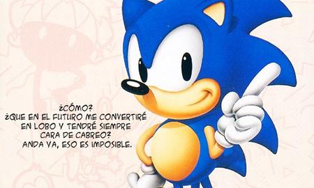 La evolución de Sonic. Quién te ha visto y quién te ve