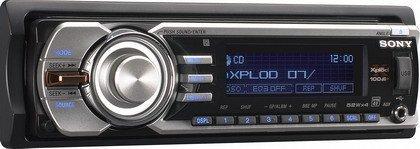 Los nuevos modelos de radio-cd Sony Xplod