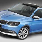 Škoda viste de SUV al pequeño Fabia Combi