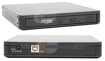 Toshiba PA3530 U-1HD1, lector de HD-DVD externo