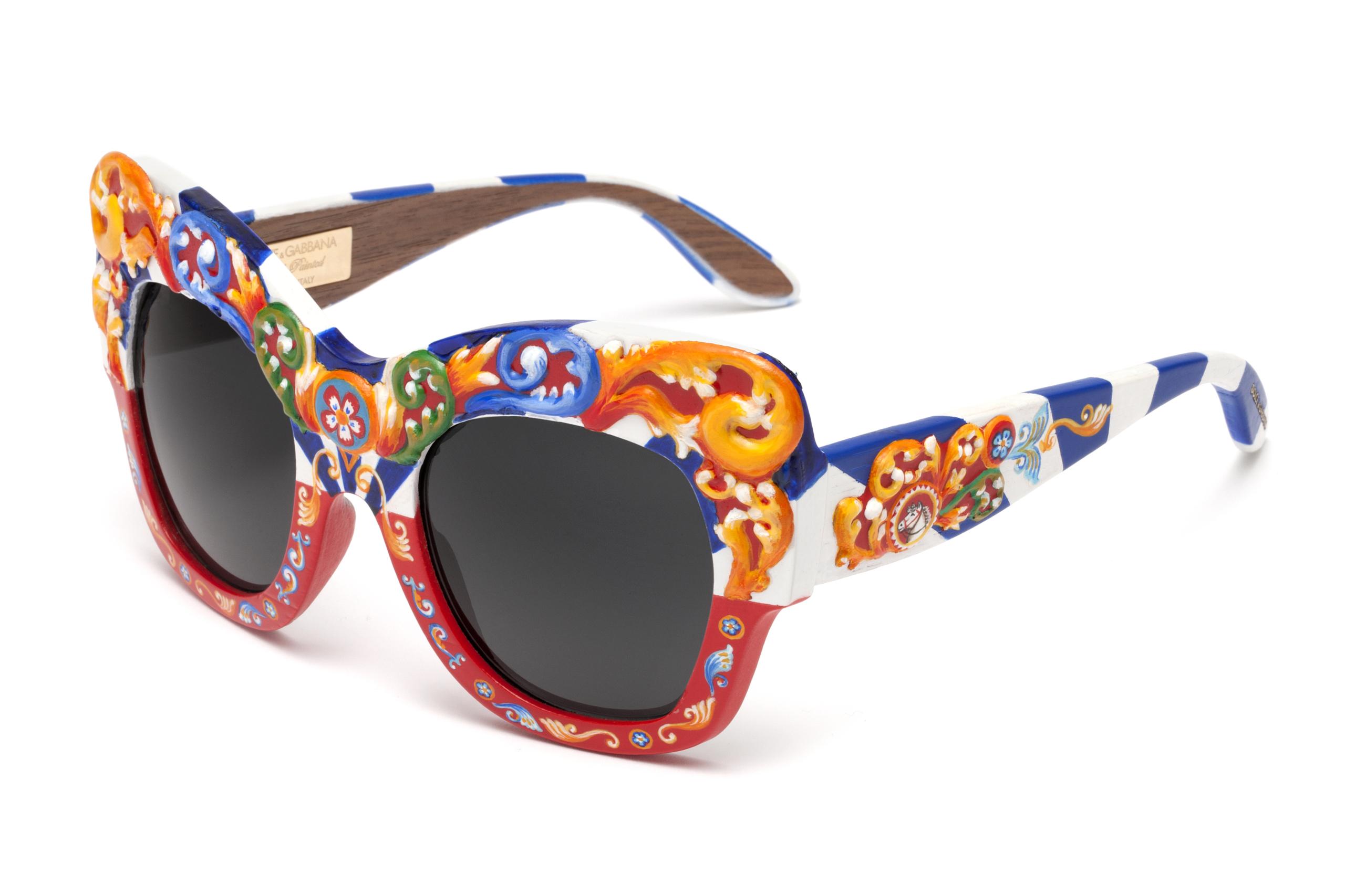 Foto de Gafas de sol Dolce Gabbana Sicilian Carretto (11/12)