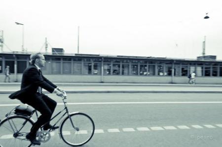 Sueldo extra por ir a trabajar en bicicleta