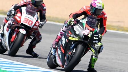 Espargaro Nakagami Jerez Motogp 2021