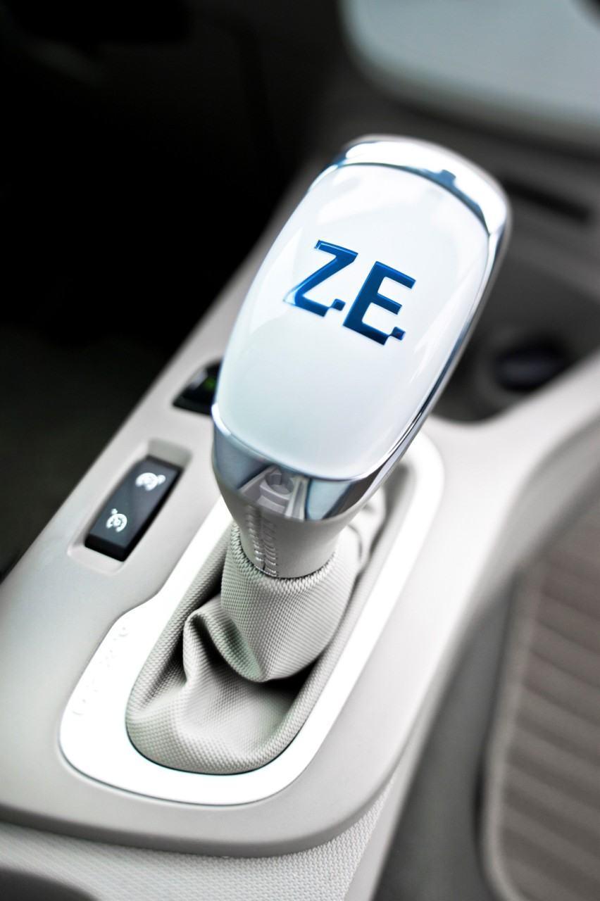 Foto de Renault ZOE (81/151)