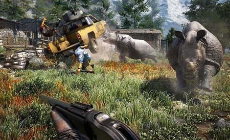 Sobreviviendo a Kyrat en el video de Far Cry 4