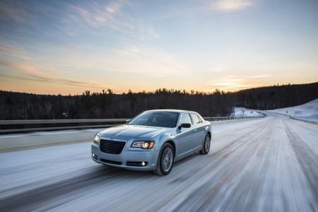 Chrysler 300 Glacier, una berlina de 300 CV y tracción total