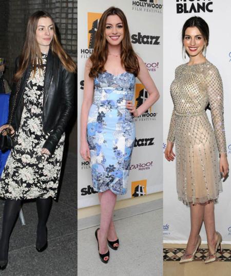 Anne Hathaway fiesta