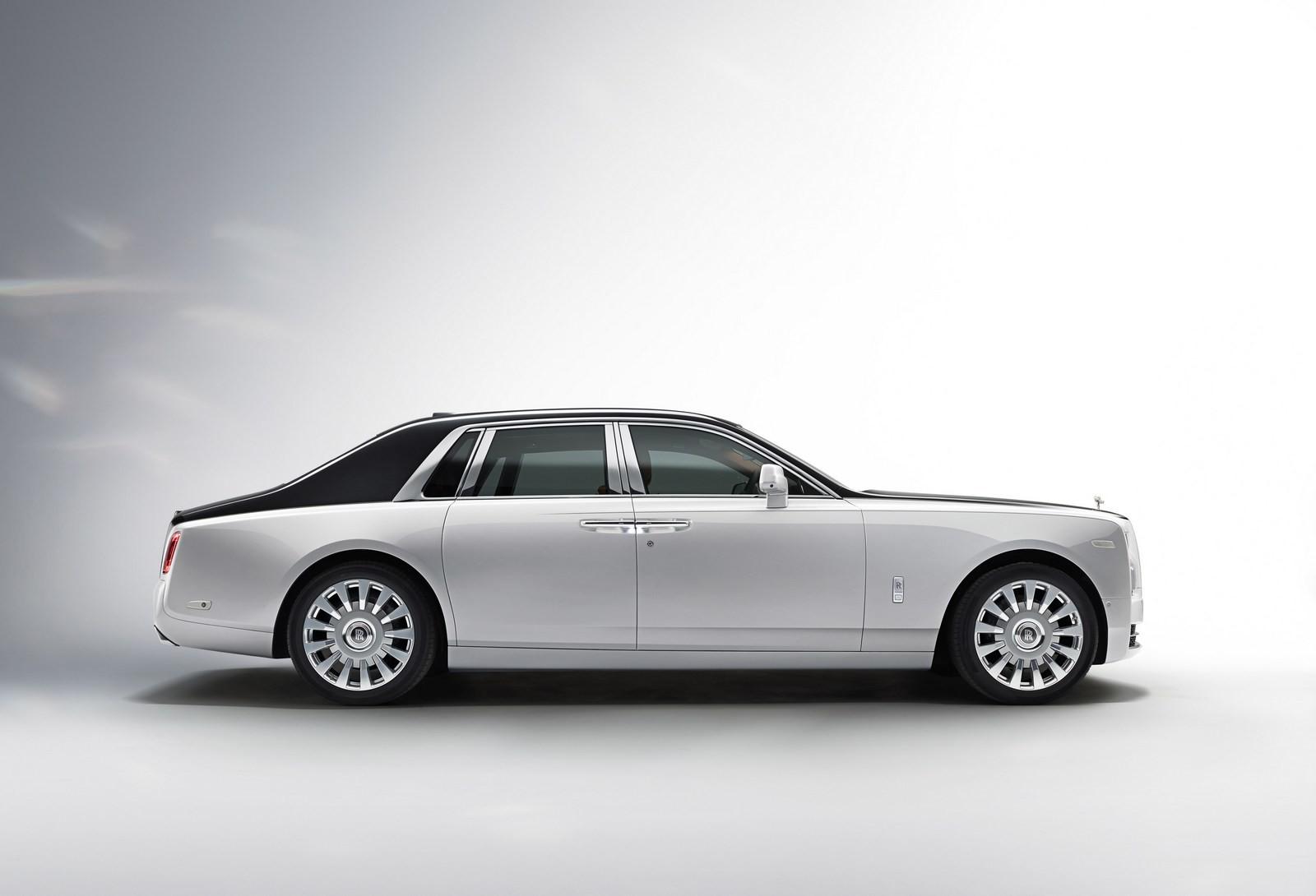 Foto de Rolls-Royce Phantom VIII (3/26)