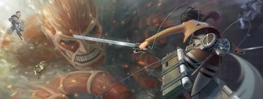 Análisis de Attack on Titan: Wings of Freedom, un gran homenaje para los fans de la serie
