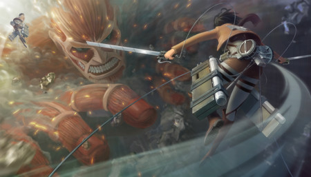 Análisis de Attack on Titan: Wings of Freedom, un gran homenaje para los fans de la serie