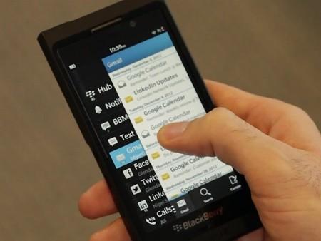 El BlackBerry Z10 entre los 10 más vendidos en Amazon