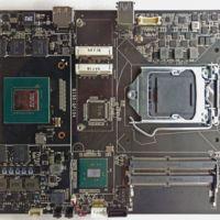 Nvidia GTX 1070 se deja ver integrada en una placa: mucha potencia en formato más pequeño