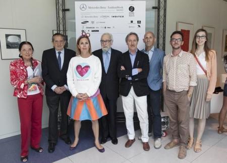 Calendario Mercedes-Benz Fashion Week Madrid Primavera-verano 2015, con Alvarno y Desigual