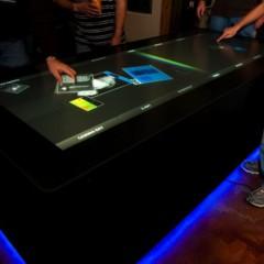 Foto 2 de 4 de la galería mesa-multitactil-de-86-pulgadas-de-ideum en Xataka