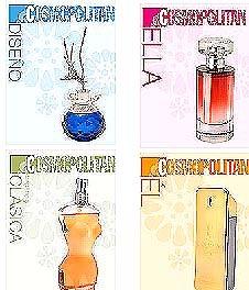 Cosmopolitan elige sus perfumes del año