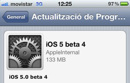 Cómo hacer uso de las actualizaciones OTA en iOS 5