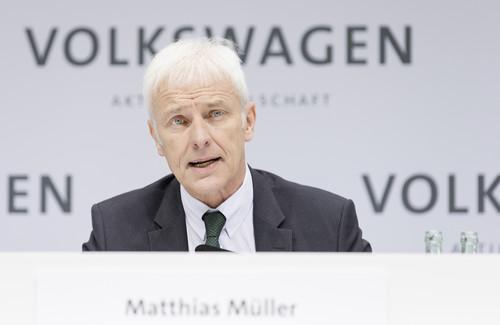 Volkswagen está dispuesta a escuchar a Sergio Marchionne acerca de una fusión entre los dos grupos