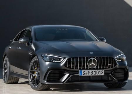 Mercedes-AMG podría estar trabajando en una nueva familia de autos, los AMG 73, híbridos y hasta con 800 hp+