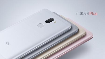 Xiaomi Mi5s Plus 128GB/6GB RAM por 400 euros y envío gratis
