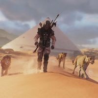 Assassin's Creed: Origins permitirá en PC modificar multitud de parámetros con el panel de control Animus