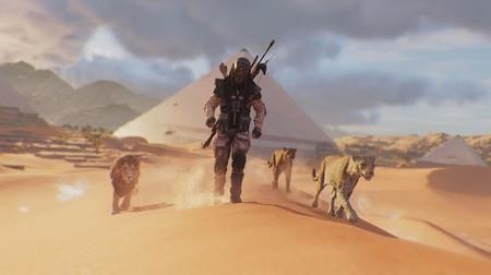 Assassin's Creed: Origins permitirá en PC modificar multitud de parámetros con el panel de control Animus