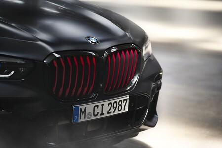 Bmw X5 X6 Black Vermilion 2021 13