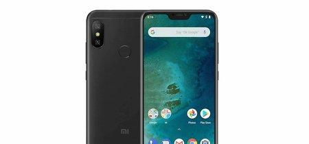 El Xiaomi Mi A2 Lite, un Mi A1 con pantalla 19:9, hace su aparición con imágenes y especificaciones filtradas