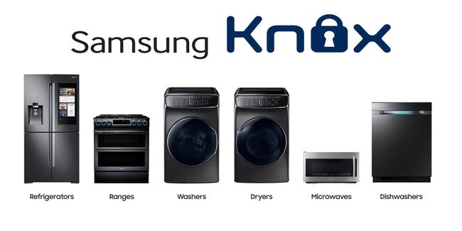 Samsung anuncia que su plataforma segura Samsung Knox saltará a los dispositivos conectados de la casa