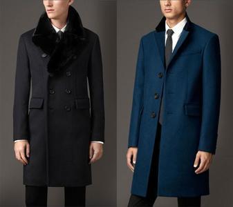 ¿Botonadura doble o simple? Burberry nos da a elegir en su impresionante colección de abrigos