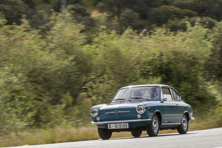 Seat 850 Coupe 2