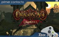 'Dragon Age: Origins'. Primer contacto