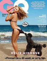 Kylie Minogue nos enseña el panderete: ¡y vaya panderete!