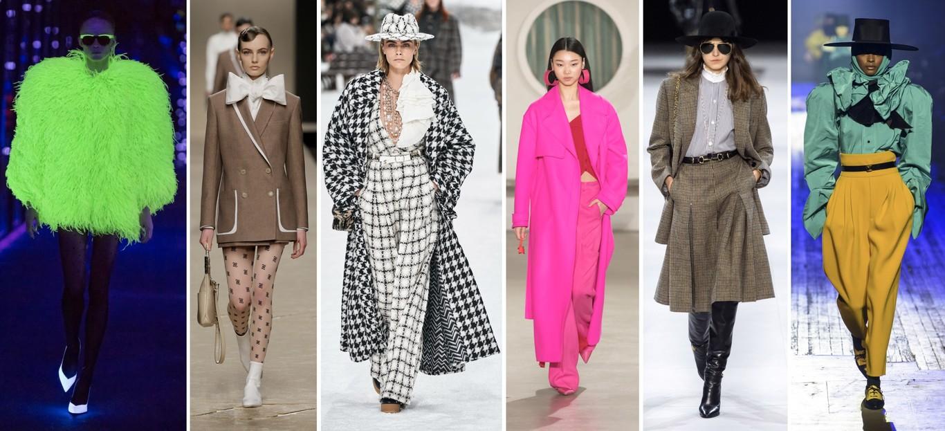 máquina En respuesta a la electo  Tendencias Otoño-Invierno 2019/2020: las 19 favoritas que invadirán  próximamente el street style