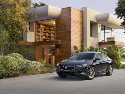 El nuevo Buick Regal es un Opel Insignia en toda su gloria
