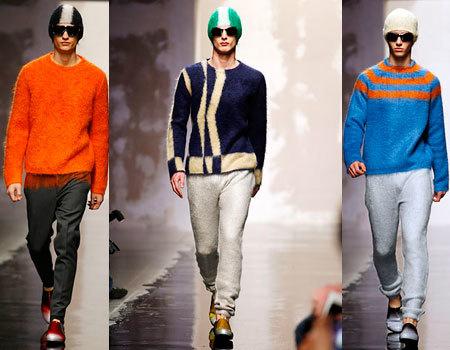 Prada en la Semana de la Moda de Milán Masculina