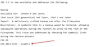 iOS 7.1 cierra 41 exploits y sí, adios al jailbreak