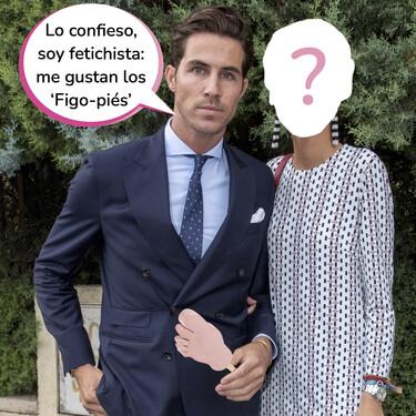 Beltrán Lozano, el primo modelo de Felipe VI, sorprende confirmando su relación con la hija de este famoso futbolista