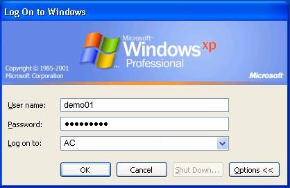 Truco: Evita que se muestre el nombre del último usuario que se ha identificado en Windows