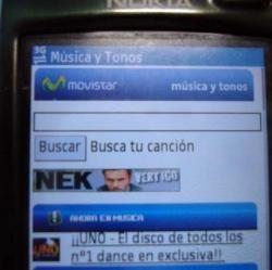 Movistar se lanza de cabeza a la publicidad en los móviles