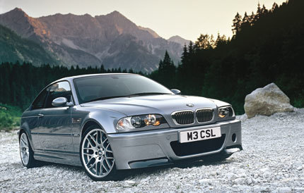 Confirmado el BMW M3 CSL E92
