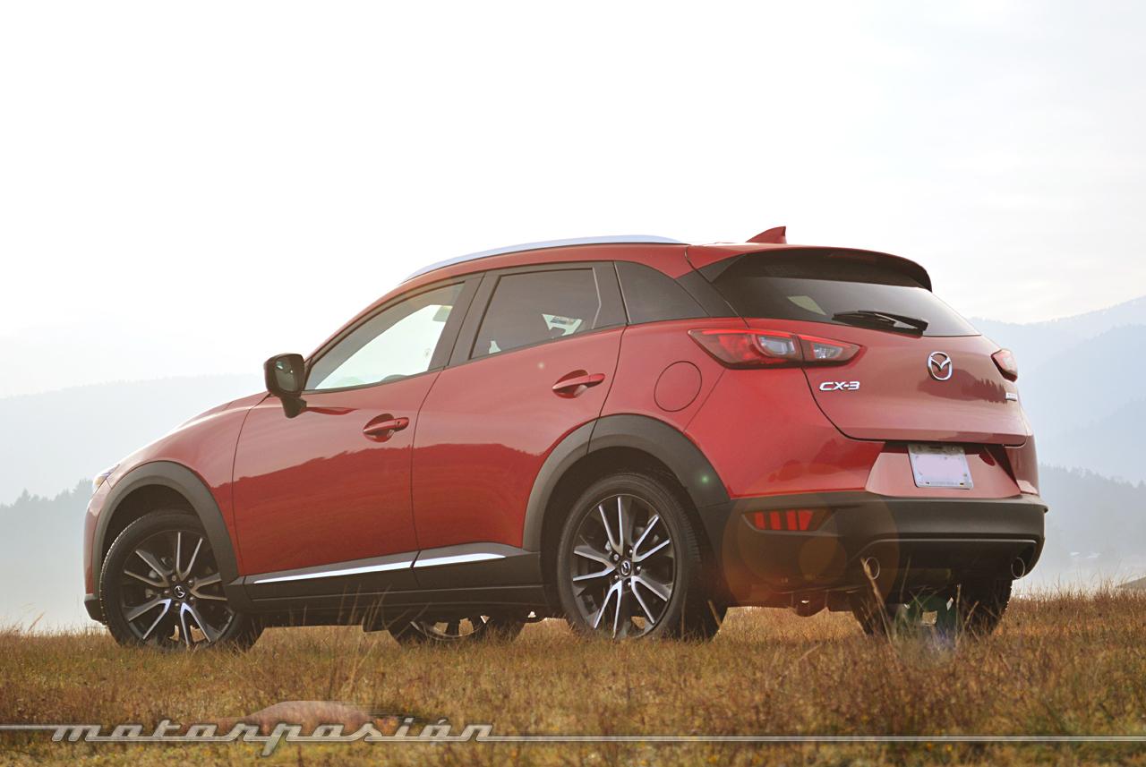 <b>Mazda CX-3</b> (Prueba) (16/16)
