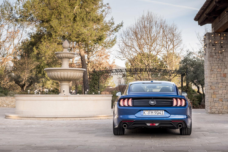 Foto de Ford Mustang 2018, toma de contacto (10/159)