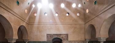 Abren al público el Baño Real de Comares en la Alhambra