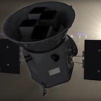 En este vídeo podemos ver el futuro localizador de exoplanetas: TESS